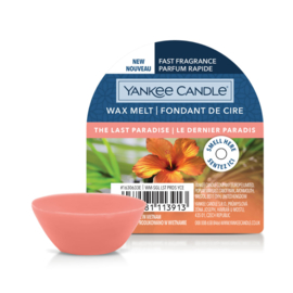 Yankee Candle Wax Melt The Last Paradise