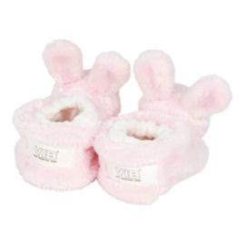 VIB Pluche Babyslofjes Konijn (Roze)