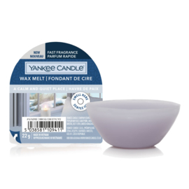 Yankee Candle Wax Melt A Calm & Quiet Place