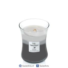 WoodWick Trilogy Warm Woods Medium Candle