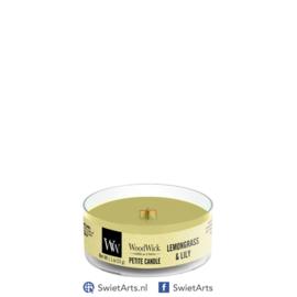 WoodWick Petite Candle Lemongrass & Lily