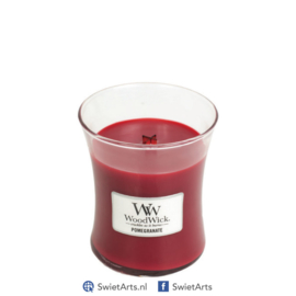 WoodWick Medium Candle Pomegranate