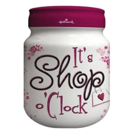 Hallmark Spaarpot / Moneybank (It's Shop o Clock)