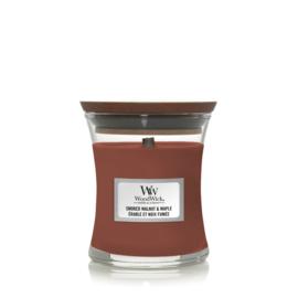 WoodWick Mini Candle Smoked Walnut & Maple
