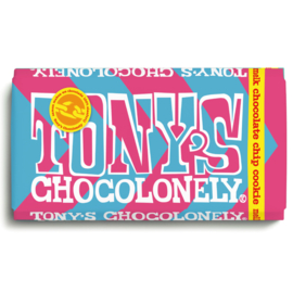 Tony's Chocolonely Melk Chocolate Chip Cookie (180 gram)