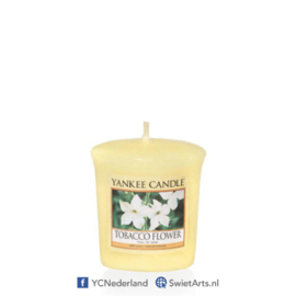 Yankee Candle Votive Tobacco Flower