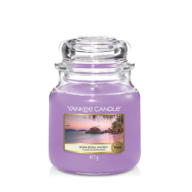Yankee Candle Medium Jar Bora Bora Shores