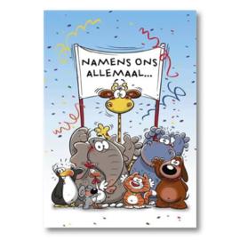 Hallmark Wenskaart Collectie Big Wishes 13 (Algemeen)