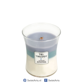 WoodWick Medium Candle Calming Retreats Trilogy