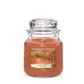 Yankee Candle Medium Jar Woodland Road Trip