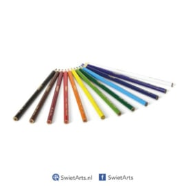 Crayola Kleurpotloden 12 stuks
