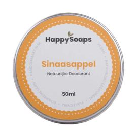 HappySoaps Natuurlijke Deodorant Sinaasappel 50ml