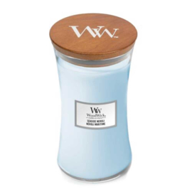WoodWick Large Candle Seaside Neroli