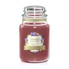 Yankee Candle Large Jar Sugar Plum (Limited Edition)