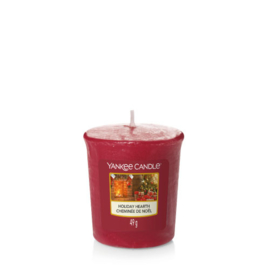 Yankee Candle Votive Holiday Hearth