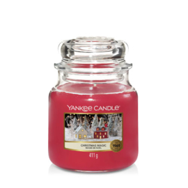 Yankee Candle Medium Jar Christmas Magic