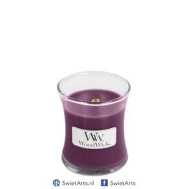 WoodWick Mini Candle Spiced Blackberry