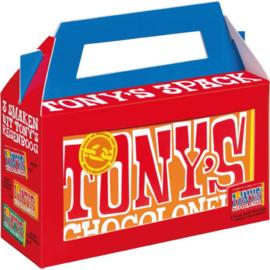 Tony's Chocolonely Regenboog Classics 3-pack (3x 180 gram)