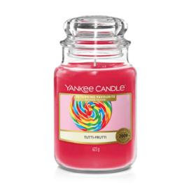 Yankee Candle Large Jar Tutti-Frutti (Limited Edition)