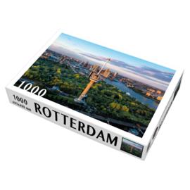 Puzzel Rotterdam Euromast 1000 Stukjes