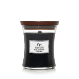 WoodWick Medium Candle Black Peppercorn