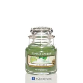 Yankee Candle Small Jar Vanilla Lime