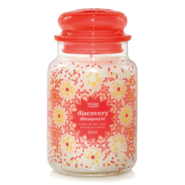 Yankee Candle Large Jar Discovery Scent of the Year 2021 (Limited Edition)