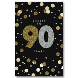 Hallmark Wenskaart Collectie All that Age 70 (90 Jaar)
