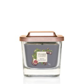 Yankee Candle Fig & Clove Small 1-Wick Square Candle