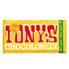 Tony's Chocolonely Melk Noga (180 gram)