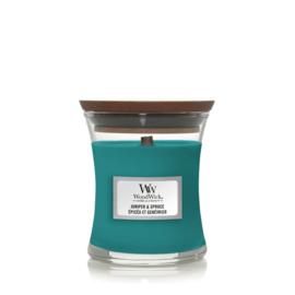 WoodWick Mini Candle Juniper & Spruce
