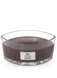 WoodWick Ellipse Candle Sueded Sandalwood