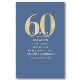 Hallmark Wenskaart Collectie All that Age 59 (60 Jaar)