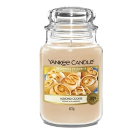 Yankee Candle Large Jar Almond Cookie (Limited Edition)
