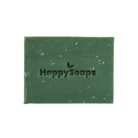 HappySoaps Body Bar Citroen en Basilicum 100g