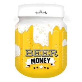 Hallmark Spaarpot / Moneybank (Money for Beer)