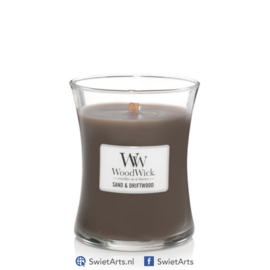 WoodWick Medium Candle Sand & Driftwood