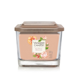Yankee Candle Elevation Medium Jar Rose Hibiscus