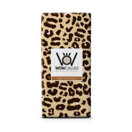 WOWCACAO Chocoladereep Puur Oreo Vanilla (130 gram)