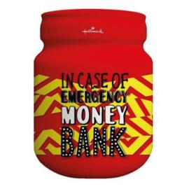 Hallmark Spaarpot / Moneybank (Emergency Money Bank)