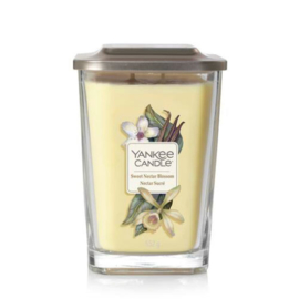 Yankee Candle Sweet Nectar Blossom Large 2-Wick Square Candle