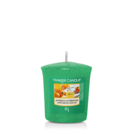 Yankee Candle Votive Alfresco Afternoon