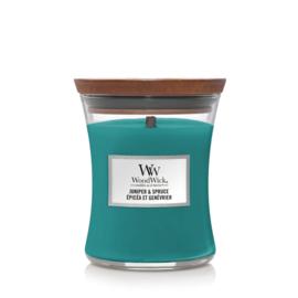 WoodWick Medium Candle Juniper & Spruce