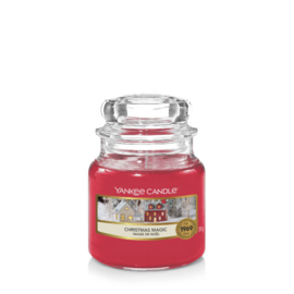 Yankee Candle Small Jar Christmas Magic
