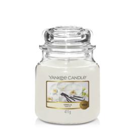 Yankee Candle Medium Jar Vanilla