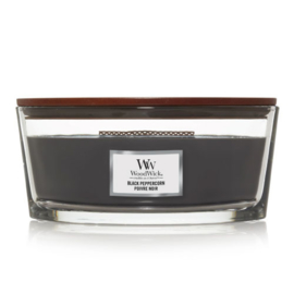 WoodWick Ellipse Candle Black Peppercorn