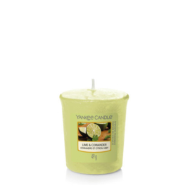 Yankee Candle Votive Lime & Coriander