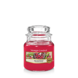 Yankee Candle Small Jar Red Raspberry