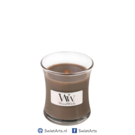 WoodWick Sand & Driftwood Mini Candle
