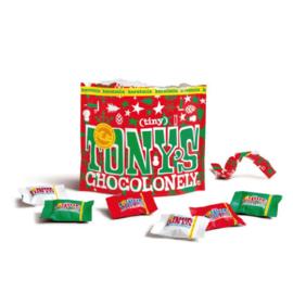 Tony's Chocolonely Tiny Tony's Kerstmix Zak (180 gram)